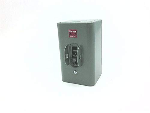FURNAS ELECTRIC CO 10BA1BA Motor Starter, Switch Starter Manual 115/230VAC, 1HP, Toggle Type 1POLE 1HP ()