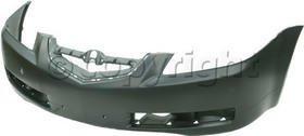 04 acura tl front bumper cover - 6