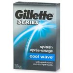 gillette cool wave aftershave - 2