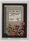 Scare Deal Notebook COMC REVIEWED Good to VG-EX (Trading Card) 1980 Topps Wacky Packages Series 4 - [Base] #254