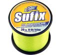 Sufix Superior 1/4-Pound Spool Size Fishing Line (Yellow, 12-Pound)