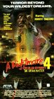 A Nightmare on Elm Street 4: The Dream Master [VHS]