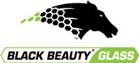 Black Beauty FINE Crushed Glass Abrasive (50 lbs)