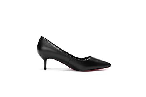 EU BalaMasa Compensées Sandales 36 5 Femme Noir Noir APL11180 qxU6zR