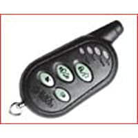 BLACK WIDOW SECURITY FOUR BUTTON TRANSMITTER BWS-LED2