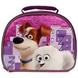 The Secret Life of Pets Gidget and Max Insulated Lunch Box
