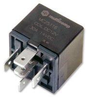 RELAY, AUTOMOTIVE, SPDT, 14VDC, 40A MC25115 By MULTICOMP MC25115-MULTICOMP
