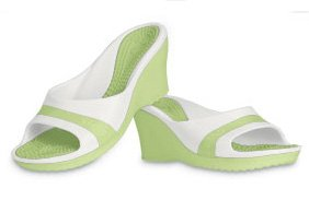 9b4164bb1 Crocs Sassari Wedge Heel Sandals (10