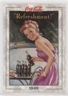 - 1949 (Trading Card) 1994 Collect-A-Card The Coca-Cola Collection Series 2 - [Base] #103