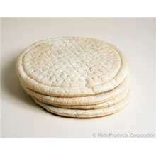 Rich Products Raised Edge Par Baked Pizza Crust, 13.5 Ounce -- 20 per case. by Rich Products Corporation (Image #1)