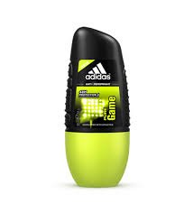 Adidas Pure Game Anti-perspirant Roll On, 48h Protection, 50ml