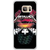 Price comparison product image Metallica Master Of Puppets White Shell Phone Case Fit For Samsung Galaxy S7, Newest Cover