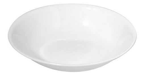Corelle Livingware 20-Ounce Salad/Pasta Bowl, Winter Frost White Corelle Mixing Bowl