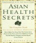 Asian Health Secrets, Letha Hadady, 0517700557
