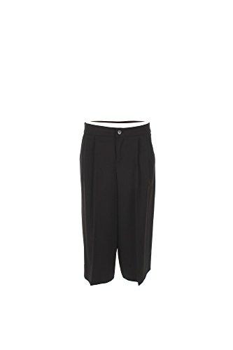 Pantalone Donna Kocca 42 Nero Piratica Primavera Estate 2017