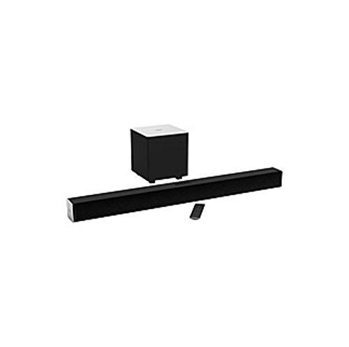 VIZIO 2.1 Sound Bar Speaker - Wall Mountable, Table Mountable, Stand Mountable - Wireless Speaker(s) - 50 Hz - 19 kHz - Dolby Digital, DTS Studio Sound, DTS TruSurround, DTS (Certified Refurbished)