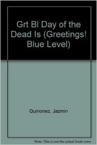 Buy grt bl day of the dead is greetings blue level book online at flip to back flip to front m4hsunfo