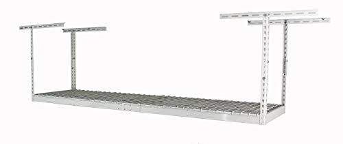 SafeRacks - 2x8 Overhead Garage Storage Rack (18'-33')