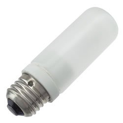 - Replacement for NOVATRON Modeling LAMP Frosted M300 Light Bulb