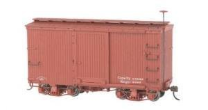 On30 Spectrum 18' Box, Undecorated (2) by Bachmann Trains