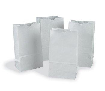 RAINBOW BAGS 100 WHITE 6X11