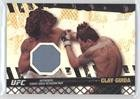 Clay Guida #45/188 (Trading Card) 2010 Topps UFC Series 4 - Fight Mat Relics - Gold #FM-CG