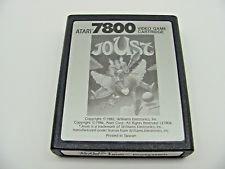 Joust Atari 7800