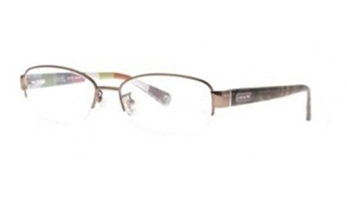 Coach HC5004 Bettie Eyeglasses 9027 Dark Brown Demo Lens 53 16 - Lens Frames Coach