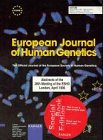European Society of Human Genetics, , 3805563175