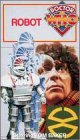 Doctor Who - Robot [VHS]