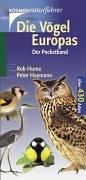 Die Vögel Europas: Der Pocketband