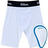 Wilson Youth Compression Short with Cup