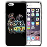 Halloween design for Iphone 6 6s (4.7in) Hard Case Cover (halln14)]()