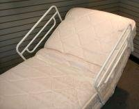 Secruity Rails - Electric Style Beds - Double Sided -30'' Length