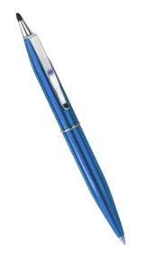 St. Tropez Dual Demi Pen and PDA Stylus, Blue barrel