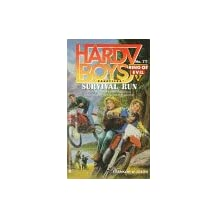 SURVIVAL RUN RING OF EVIL 2 (HARDY BOYS CASE FILE 77)