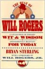 Book The Best of Will Rogers