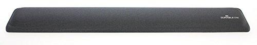 Durable 574958 Gel-Handgelenkauflage (textile Oberfläche, Gelfüllung, 460 x 61 x 20 mm) anthrazit