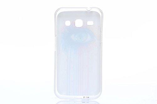 Samsung Galaxy Core Plus de silicona MODELO Bunt TPU diseño del soporte plegable caja del teléfono de la cáscara protectora del tirón de la carcasa del carcasa thematys® Diseño 2