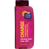 Clean & Clear Morning Burst Body Wash - Charge Pomegranat...