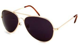 UrbanSpecs Sunglasses - Classics - Aviator / Frame: Gold Lens: - Sunglasses Urbanspecs