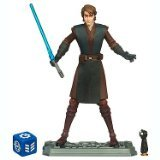 Star Wars The Clone Wars 2011 Anakin Skywalker CW45 3.75 -