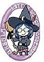 Little Witch Academia Ursula Badge