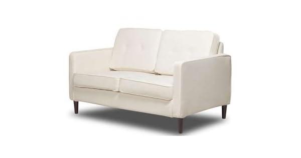 Amazon.com: Love Seat - Sofá pequeño para banco de sofá 55 ...