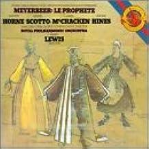 Meyerbeer: Le Prophète / Horne, Scotto, Lewis