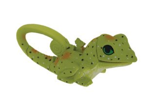 Lifelight Animal Carabiner Flashlights (Green Lizard)