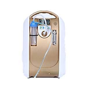 XTGOD Oxygen Concentrator_Machine_Compressor - Home Use_Air Purifier_1-5_Liter (Gold)