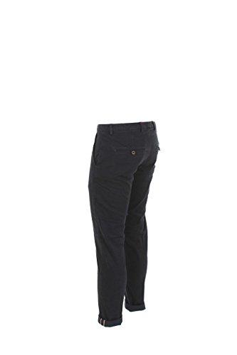Pantalone Uomo No Lab 30 Blu Miami F05 Autunno Inverno 2016/17