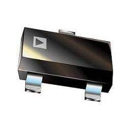 Voltage References 2.048V & 2.5V Bandgap, Pack of 10 (ADR381ARTZ-R2)