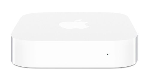 Apple Airport Express Base Station MC414LL/A (Renewed) ()